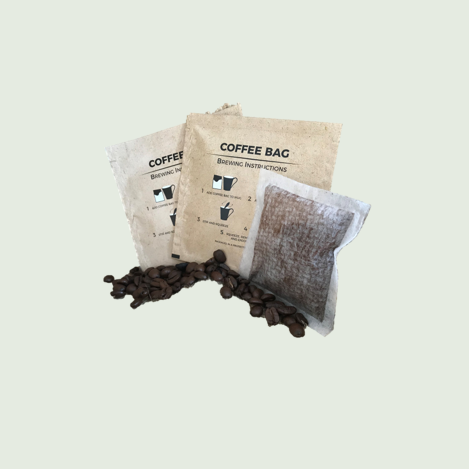 Branded Coffee Bags